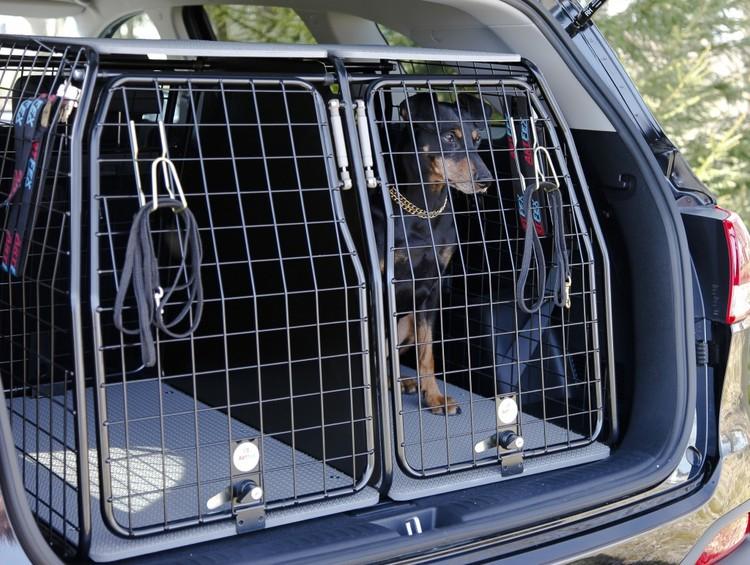 Artfex Dobbelt Hundebur 10005