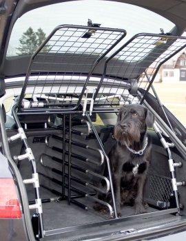 Artex Gitter/Hundebur 1 dobbeltdør 10006