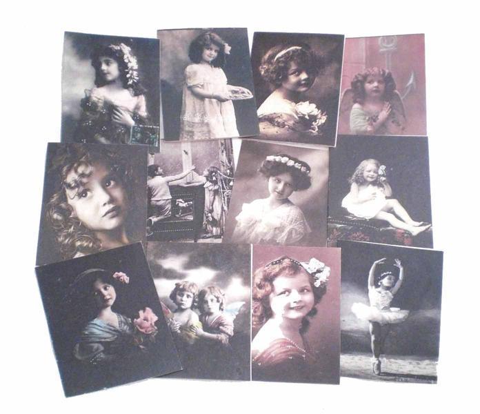 Romantiska kort, 12-pack