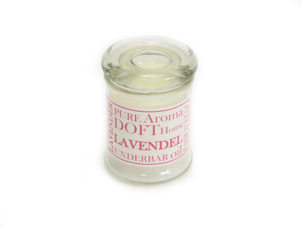 Doftljus i glas, Lavendel