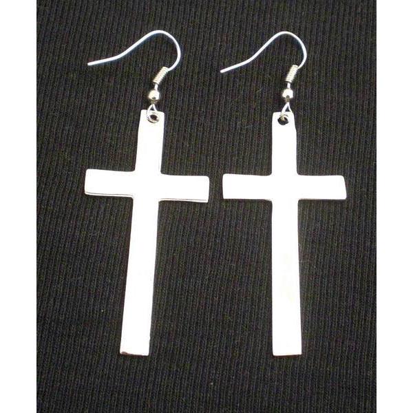 Örhängen Kors