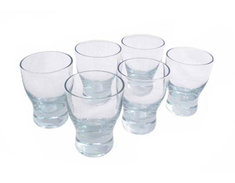 Snapsglas / nubbeglas, 6-pack