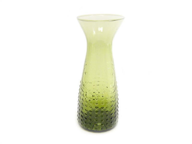 Karaff olivgrön