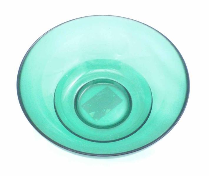 Glasskål Grön