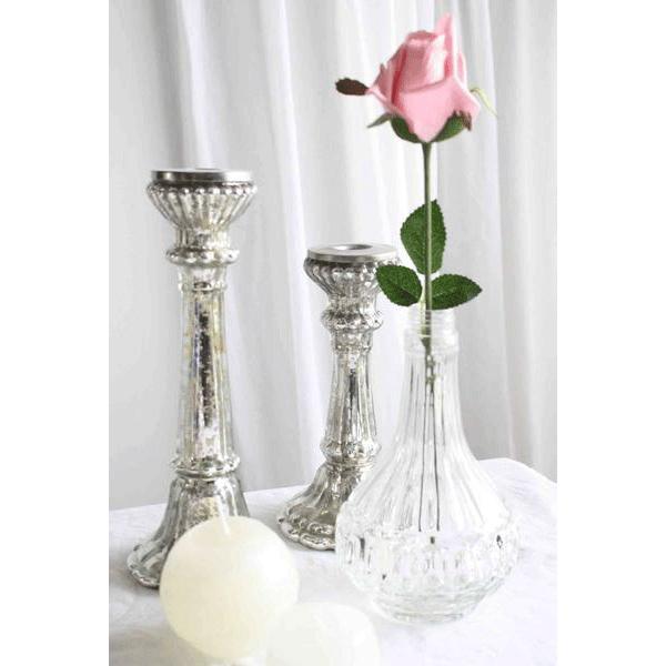 Flaska i glas