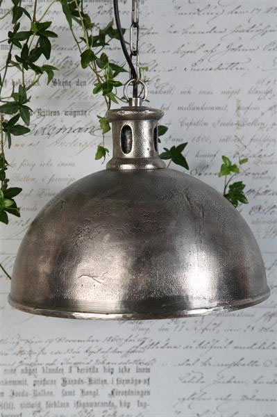 Taklampa H22 cm  i metall