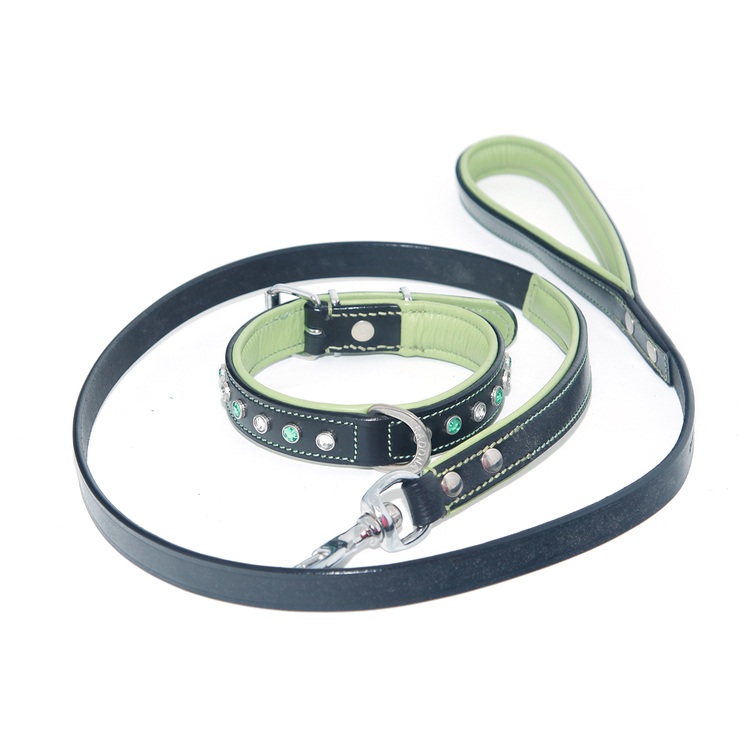 Lolly Sparkle - Candy Leash Green