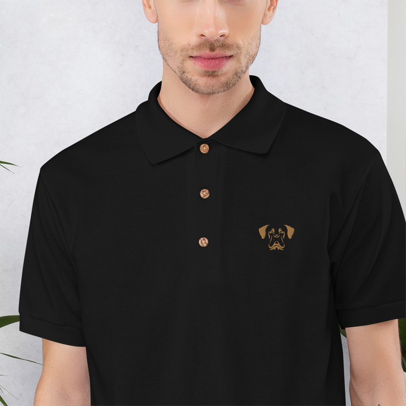 Embroidered Polo Shirt - Raddna