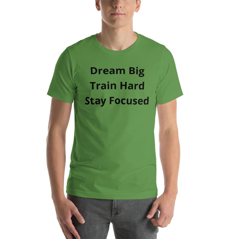 Unisex T-Shirt - Dream Big