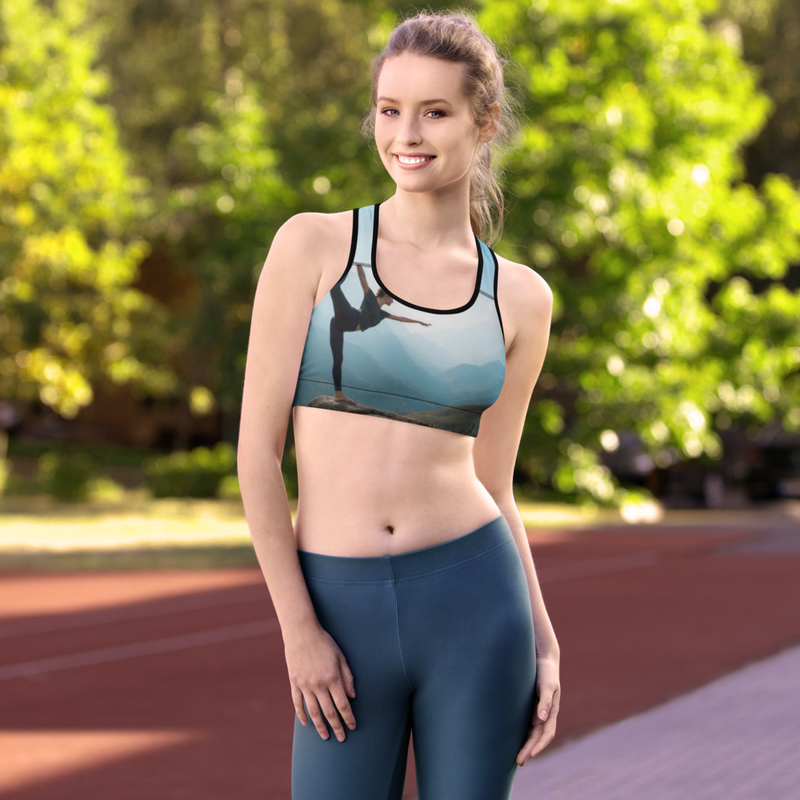 Sports bra - Zen