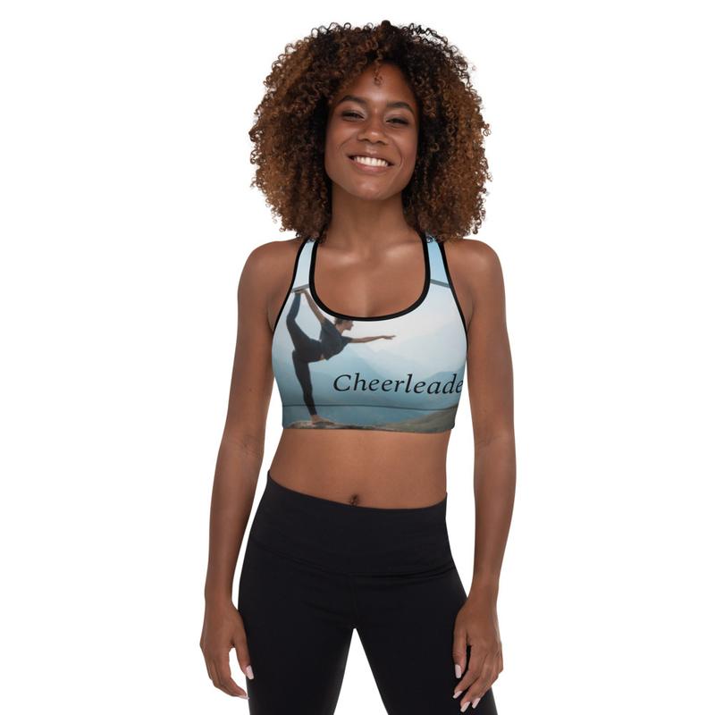 Sports Bra - Cheerleader