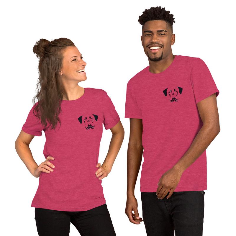Unisex T-Shirt - dog