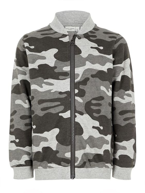 Cardigan i camouflage stl 86-110