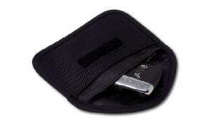 Skimming minifodral bilnyckel smartaskydd