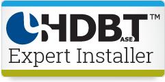 HDBaseT™ Expert Installer Badge