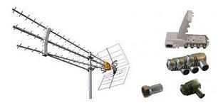 Televés Antennpaket Norrland Turbo