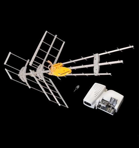 Antennpaket Västkusten Small med LTE skydd