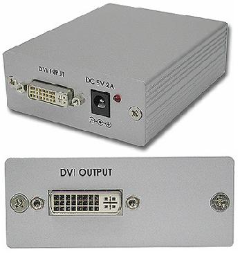 CP-263D DVI Repeater / Förstärkare