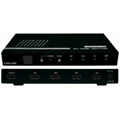 HDMI 1.3 switch / växel 4:1