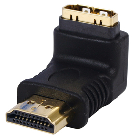 HDMI vinkel adapter 90°