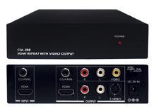 Downscaler HDMI till Komposit