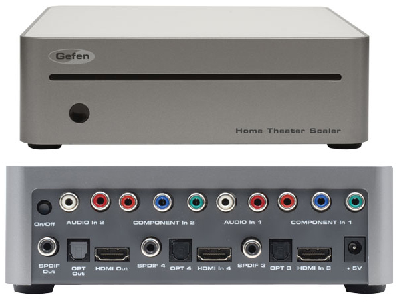 Home Theater Scaler DEMO