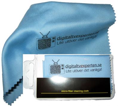 Putsduk för rengöring av optik