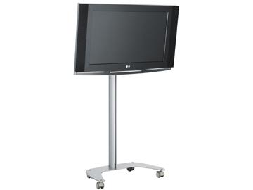 Flatscreen FM MST 1200 Trolley TV golvstativ med hjul