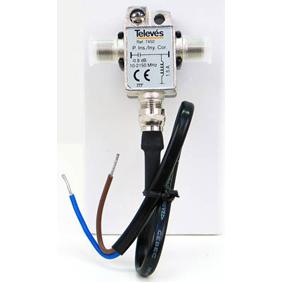 SPI-7450 Ström-inmatare Power inserter 12V