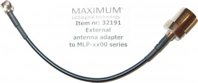 Antennadapter MLP-serien