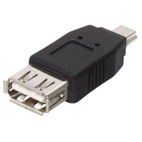 USB adapter hona till USB mini hane