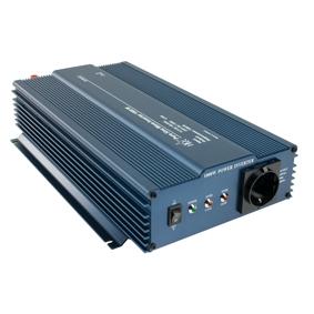 Inverter 12-230 Volt ren sinusvåg 1000 Watt