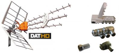 Antennpaket Stockholm Large med LTE skydd