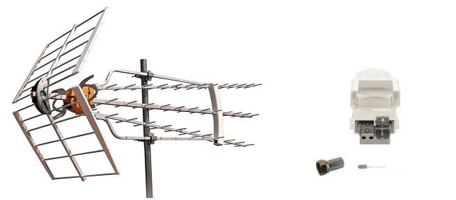 Antennpaket Stockholm Turbo