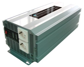 Inverter 24-230 Volt 4000 Watt modifierad våg