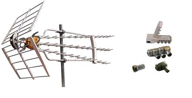 Antennpaket Norrland Super Turbo