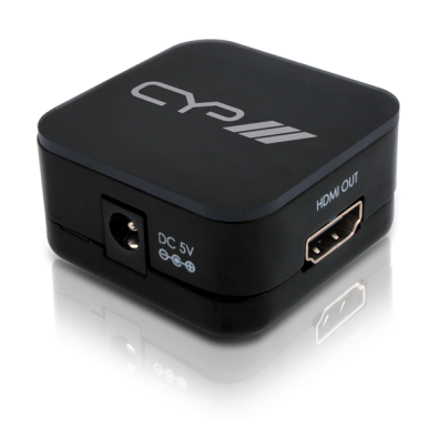 HDMI Ström-inmatare