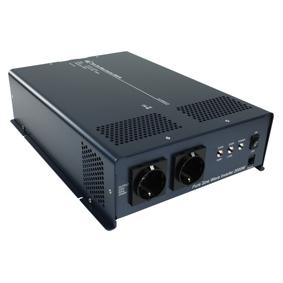 Inverter 24-230 Volt 2000 Watt ren sinusvåg
