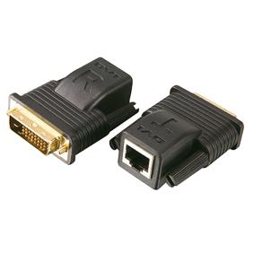 Mini Cat5 DVI extender