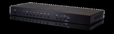 HDMI switch för presentationer.