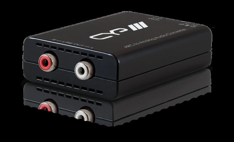 HDMI till Stereo Ljud från ARC