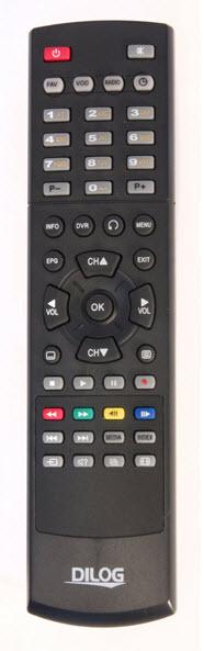 Fjärrkontroll DT-655