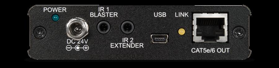 Full HDBaseT sändare + HDMI ut