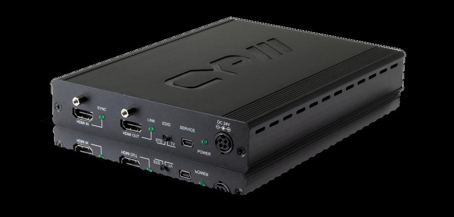 1:3 HDMI till HDBaseT Splitter (60m) + 1 HDMI bypass