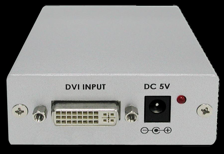 Omvandlare DVI-D till PC/YPbPr HDCP Compliant