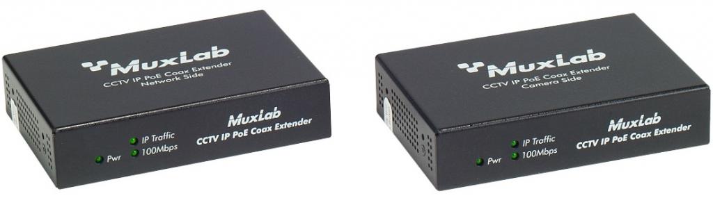 LongReach CCTV IP PoE Extender Kit