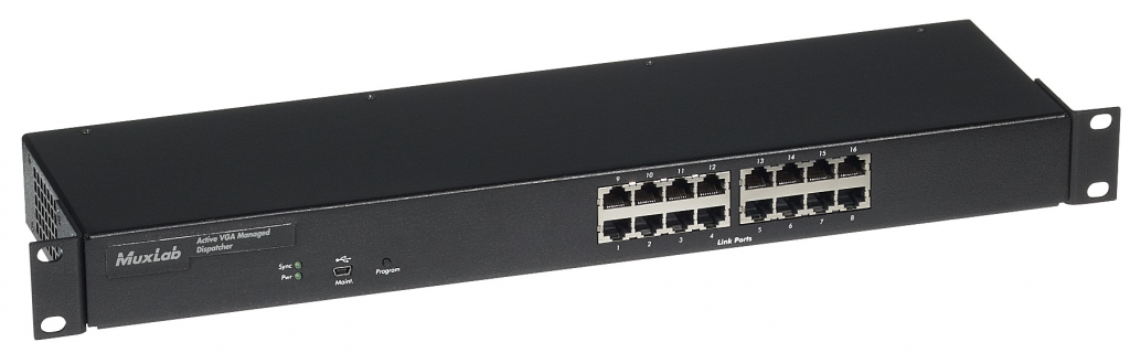 Aktiv VGA Managed Dispatcher 8p
