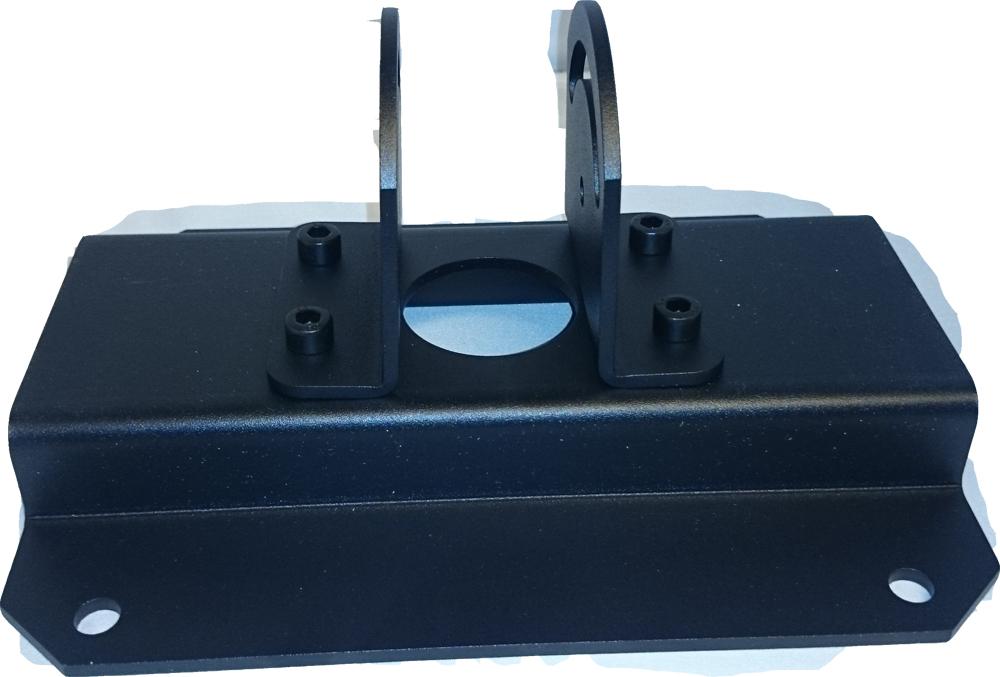 Func Flatscreen CH VST2 Takdel/skärmdel Svart