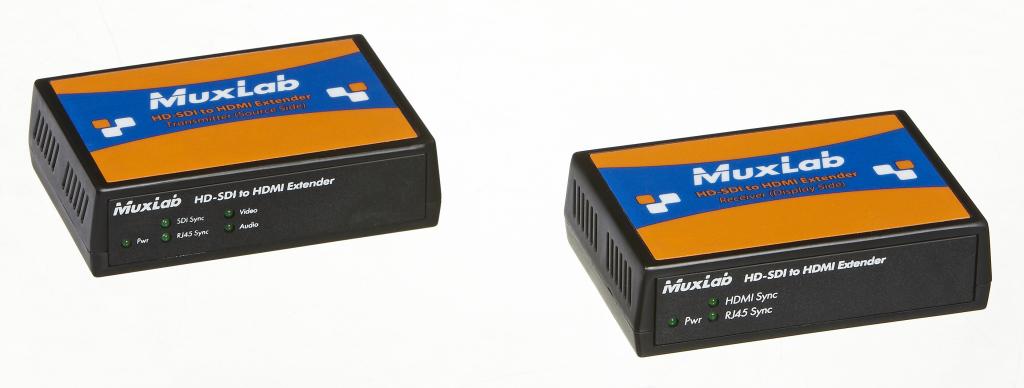 3G-SDI till HDMI förlängningskit