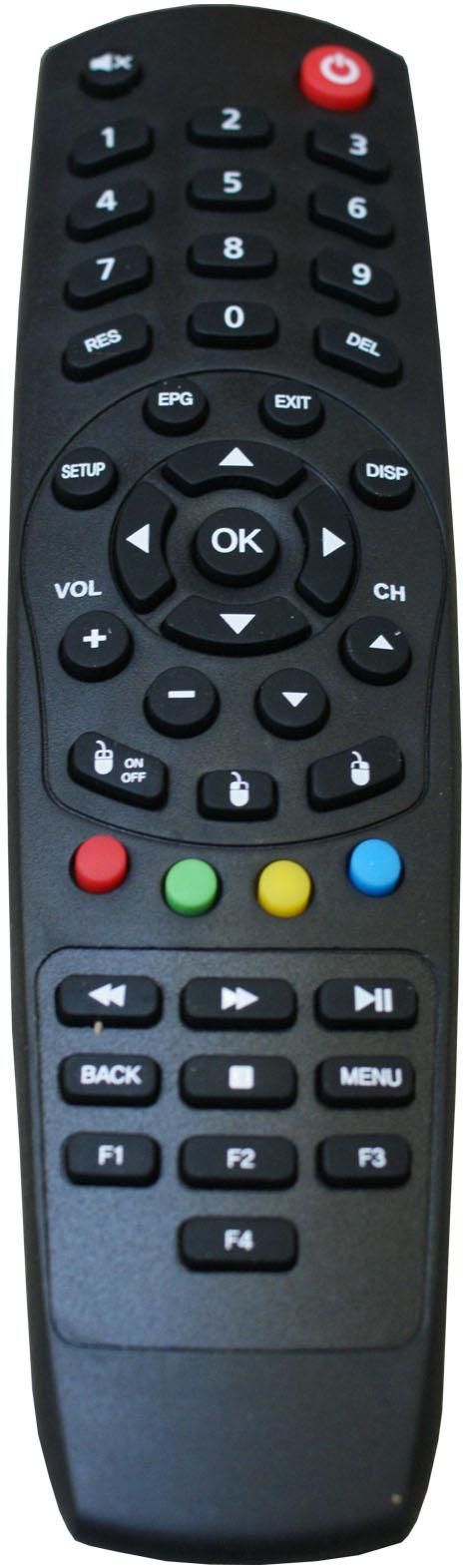 Fjärrkontroll till CLOODTV box.